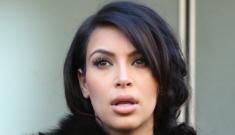 Kim Kardashian had a miscarriage false alarm, doctor tells her 'stop overdoing it'