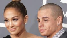 Jennifer Lopez & Casper Smart allegedly living apart, is J.Lo 'tired of him'?