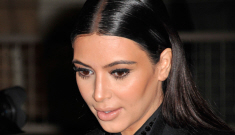 Kim Kardashian is taking her miscarriage scare as a 'wake-up call to slow down'