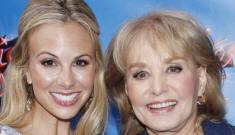 Is Barbara Walters helping Elisabeth Hasselbeck save face after firing her?