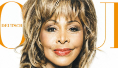 Tina Turner becomes the oldest lady ever to score a Vogue cover: awesome?