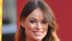 Olivia Wilde in black Gucci at the 'Burt Wonderstone' premiere: pretty or cheap?
