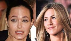 Britney Spears, Angelina Jolie most exposed celebs in 2008