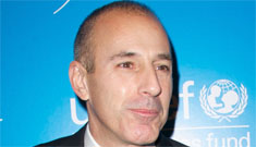 Matt Lauer's contract on Today  Show to expire 'his popularity has plummeted'
