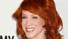 Kathy Griffin's 2009 may be A-list