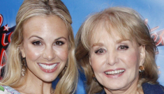 Elisabeth Hasselbeck 'is toast', she might be replaced with Brooke Shields?