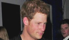 Prince Harry & Cressida Bonas 'officially a couple' but they can't be seen together