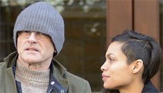 Rosario Dawson & director Danny Boyle split before they had to promote their movie