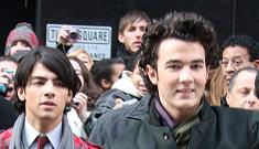 NYPD more afraid of Jonas Brothers New Year's Eve show than actual crime