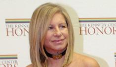 Barbra Streisand says she didn't have a doll or a couch growing up