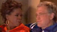 That's So D'Oprah: Letterman and Oprah Show Some Love