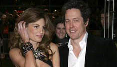 Hugh Grant Loses his Cool on TV