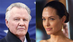 Jon Voight wants to reconcile with Angelina Jolie