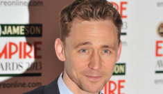 Tom Hiddleston at the Jameson Empire Awards: would you hit it?