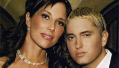 Kim Mathers says Eminem's song drove her to suicide