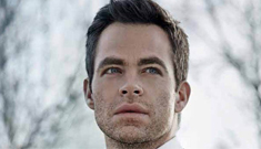 Chris Pine all suited up for C mag: would you hit it or not so much?