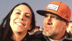 Jesse James married drag racer Alexis DeJoria in Malibu over the weekend