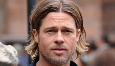 Brad Pitt in the second trailer for World War Z: is this going to be a blockbuster?