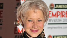Helen Mirren criticizes   director Sam Mendes for only naming male influences