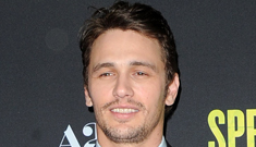 James Franco says he & Anne Hathaway 'made up,' he   doesn't get 'Hatha-haters'
