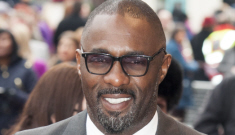 Idris Elba looked dashing at The Prince's Trust Awards: would you hit it?