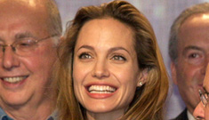 Angelina Jolie, Mia Farrow are 'top celebrity humanitarians' in poll