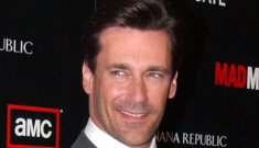 "Jon Hamm hates that people discuss his bulge: ""They're called 'privates' for a reason"""
