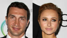 Hayden Panettiere & Wladimir Klitschko are engaged: cute couple or disaster?