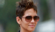 Halle Berry, 46, shows off her bikini body during a Hawaii vacay: stunning?