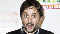 Harmony Korine got banned from Letterman for stealing from Meryl Streep's purse