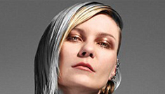 Kirsten Dunst in the worst shoot ever, says kissing Brad Pitt was 'disgusting'