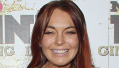"""Lindsay Lohan """"was a colossal pain in the ass"""" on   the 'Anger Management' set"""