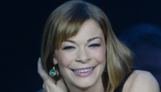 LeAnn Rimes cuts down her concert schedule over fears of Eddie's wandering dong