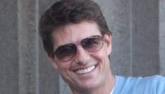 Tom Cruise is 'fit to be tied over Katie Holmes' red-hot new image'