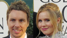 Kristen Bell & Dax Shepard welcome daughter Lincoln, that's a girl's name?