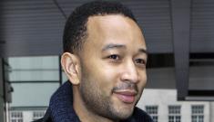 John Legend: 'All men should be feminists,' men should   care about women's rights