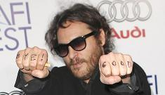 """WTF is wrong with Joaquin Phoenix now?"" afternoon links"