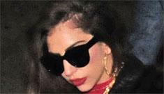 Lady Gaga premieres her Louis Vuitton wheelchair: tacky or fabulous?