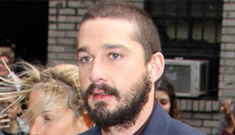 Shia LaBeouf thinks Alec Baldwin had him fired b/c they 'clashed as men, not artists'