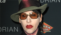 Marilyn Manson & Courtney Love are the new faces of Saint Laurent: cool or wtf?