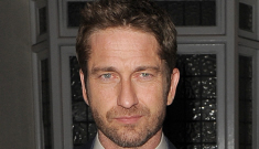 Gerard Butler claims he 'became a monk' while traveling through Thailand