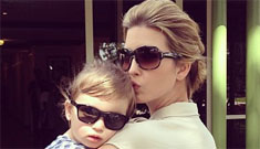 Ivanka Trump works 16 hour days: 'I think it makes me a better mom when I'm home'