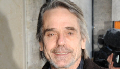 Jeremy Irons still insisting that it's only incest if someone gets pregnant