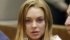 Lindsay Lohan planned an intervention for Vikram Chatwal, then got high & forgot