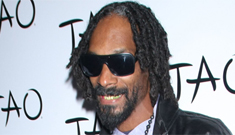 Snoop Dogg endorses gay marriage, says rap is too 'masculine' to do the same