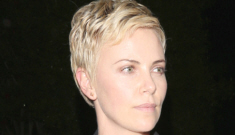Charlize Theron & Seth McFarlane had a sushi date   last night: cute or terrible?