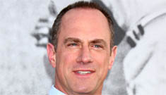 Christopher Meloni at the 42 premiere: would you hit it?