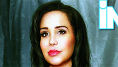 Octomom poses as Angelina Jolie: ridiculous and offensive?