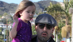 Ben Affleck jokes that he's Mr. Mom this summer: 'I'm going to get back in the ring'