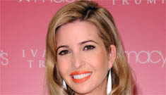 Ivanka Trump is pregnant again, is she still going to work 16 hour days?